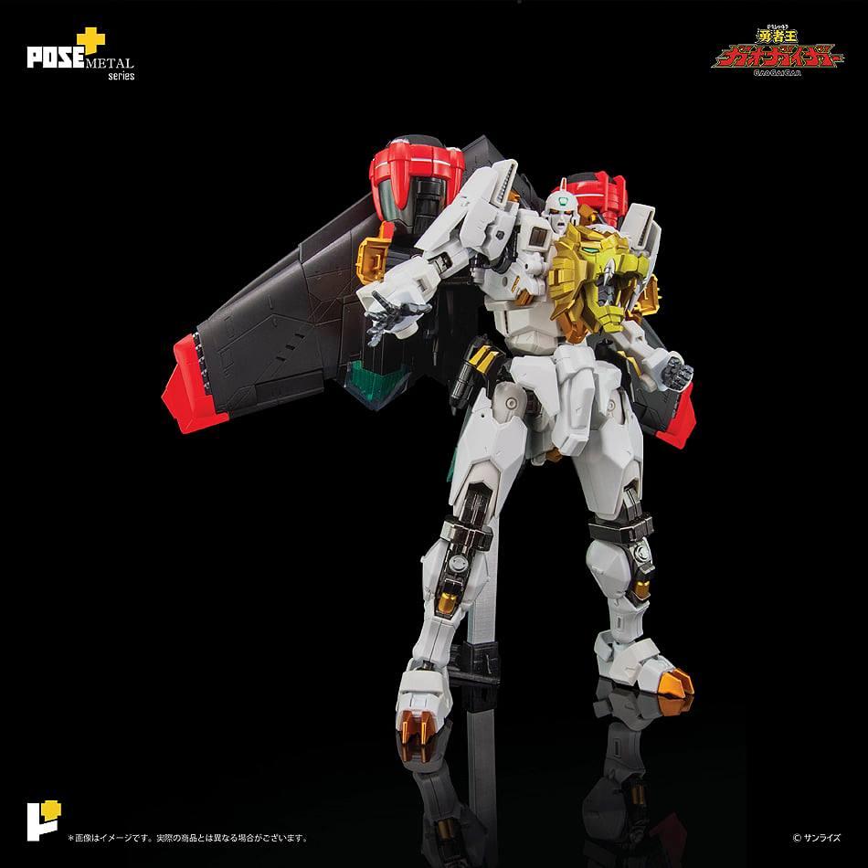 POSE+Metal Series GaoGaiGar 15
