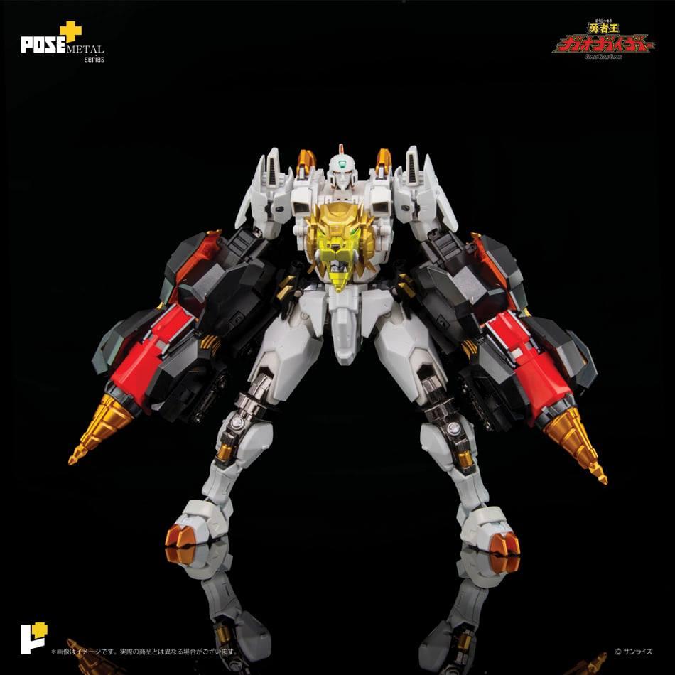 POSE+Metal Series GaoGaiGar 17