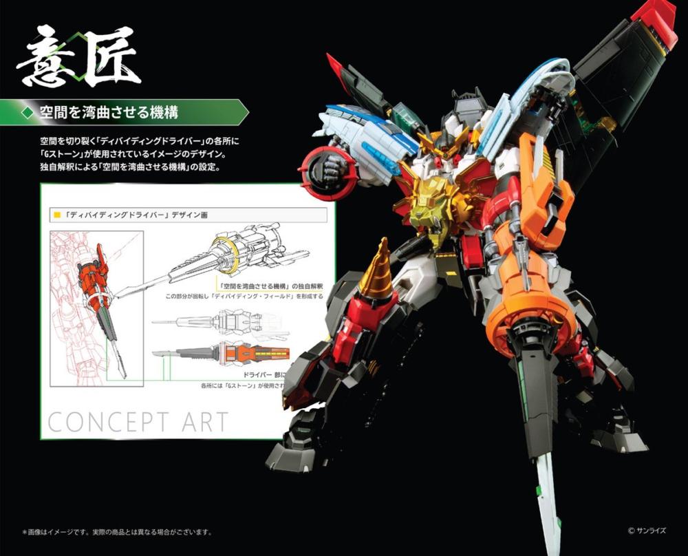 POSE+Metal Series GaoGaiGar 40