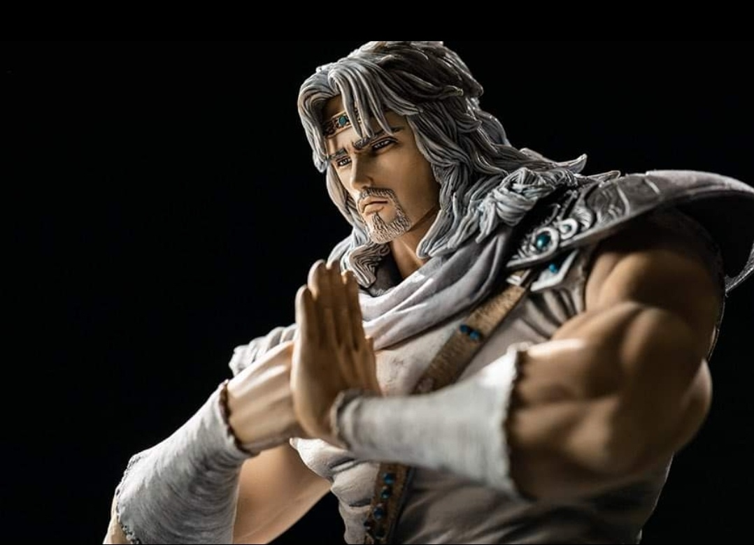 """Toki """"Hokuto no Ken"""" Statue by Spiceseed"""