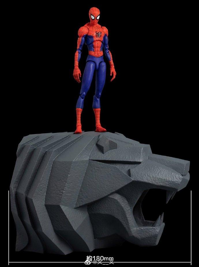 SPIDER-MAN: INTO THE SPIDER-VERSE SPIDER-MAN (PETER B. PARKER)
